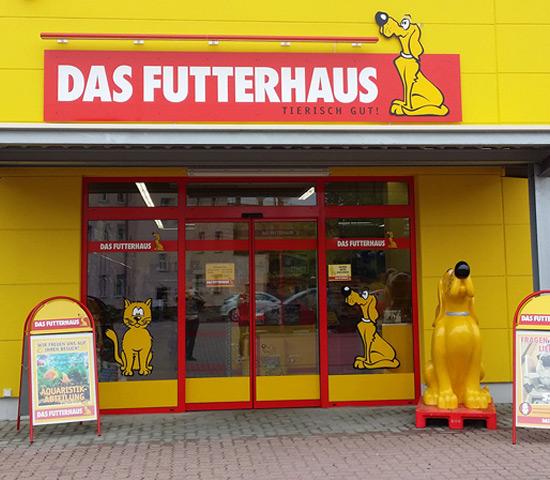Standortkriterien Futterhaus Markt