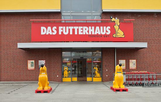 Franchise markt Futterhaus