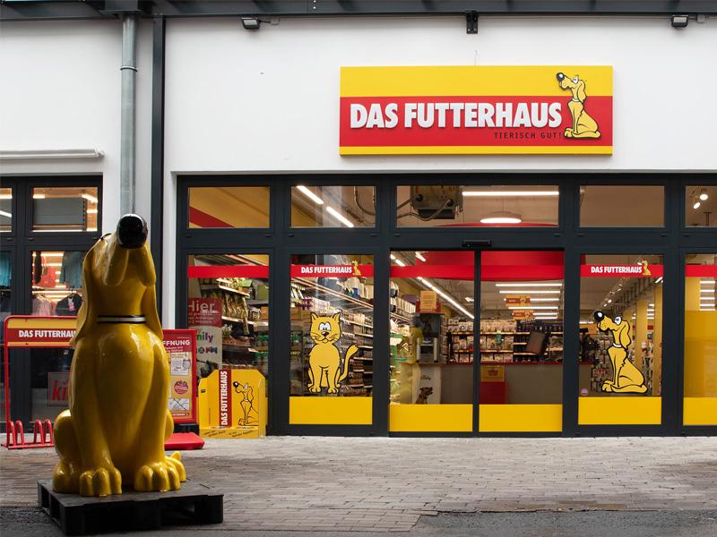 Karriere in der DAS FUTTERHAUS-Filiale